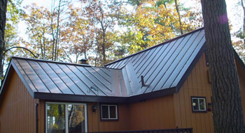 Culpitt Roofing Incorporated Residential Double Lock